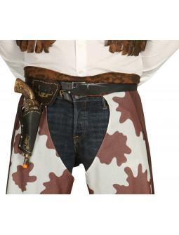 Pistola con Cartuchera y Cinturón