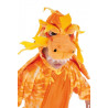 Disfraz de Dragón Naranja Infantil