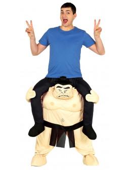 Disfraz a Hombros de Luchador de Sumo