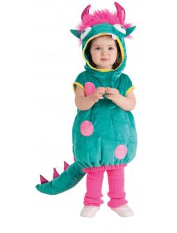 Disfraz de Monstruito Verde Infantil