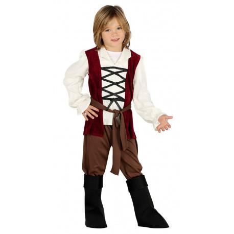 Disfraz de Posadero Medieval Infantil