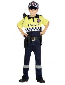 Disfraz de Policía Local Infantil