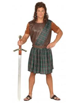 Disfraz de BraveHeart para Hombre