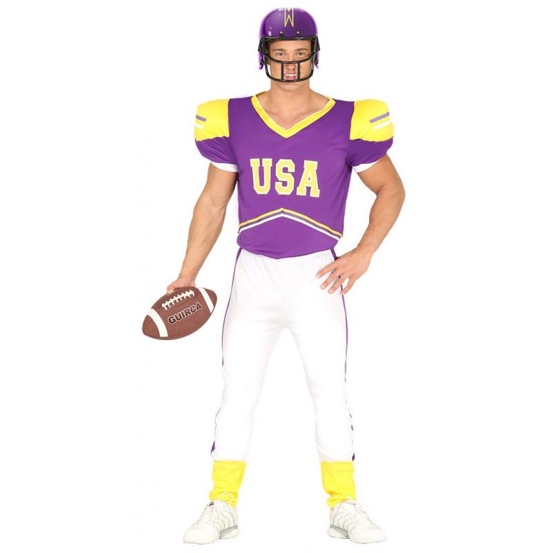 Disfraz de Quarterback de Fútbol Americano  523be8def9cde