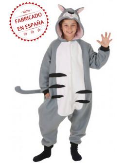 Disfraz de Gato Pijama para Niños