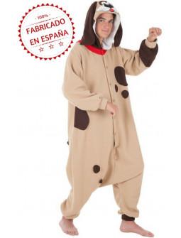 Disfraz de Perro Pijama para Adulto