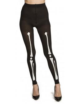 Leggings de Esqueleto Huesos