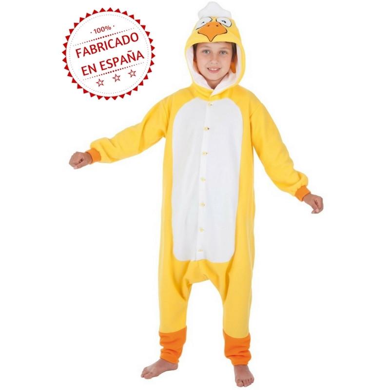dd202fa098 Disfraz de Pollo Pijama para Niños