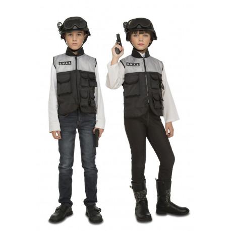 Disfraz de Policía SWAT para Niño