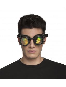 Gafas Steampunk con Pinchos y Calaveras