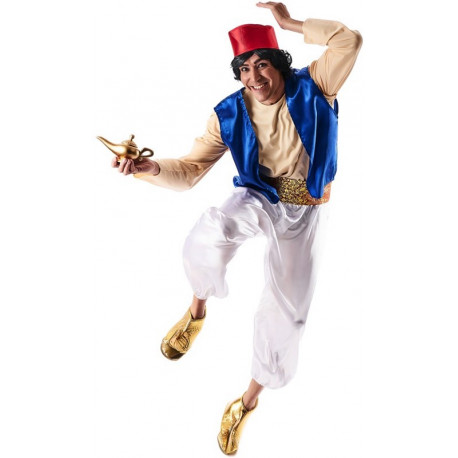 Disfraz de Aladdin para Adulto