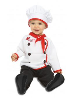 Disfraz de Cocinero para Bebé