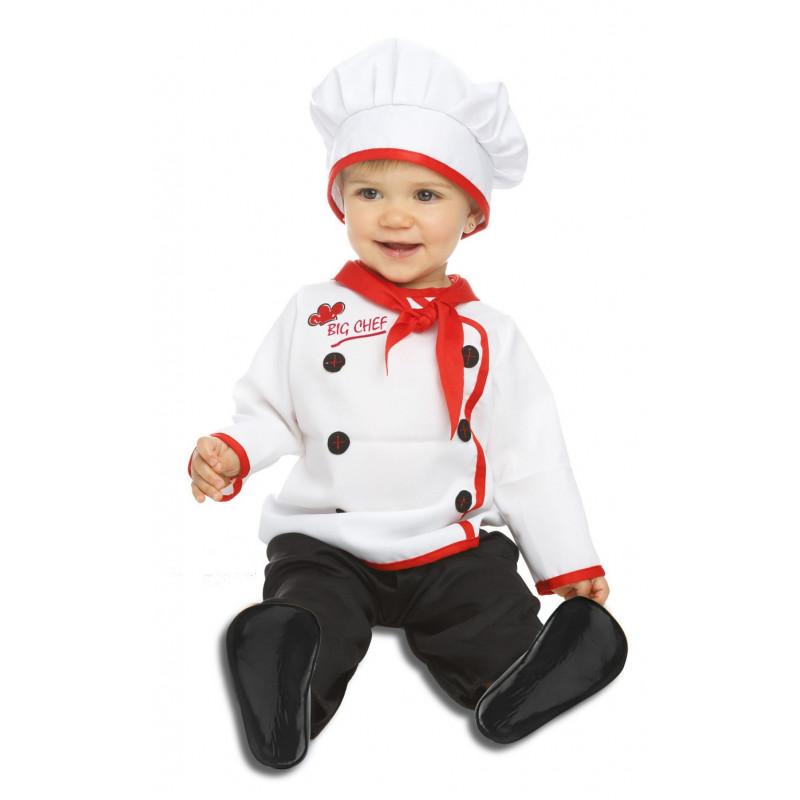 2f0f3395471 Disfraz de Cocinero para Bebé | Comprar Disfraces Online
