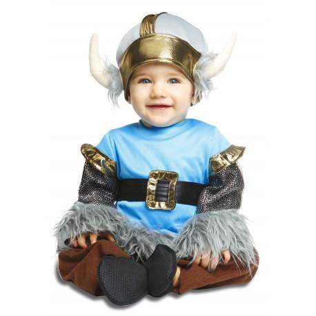 Disfraz de Vikingo para Bebé