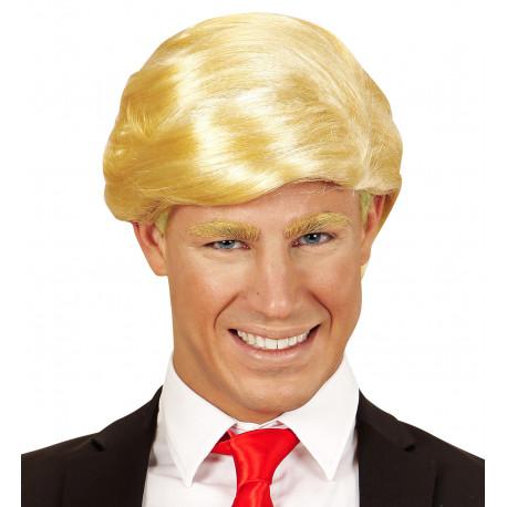 Peluca Donald Trump Rubia
