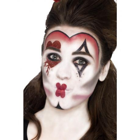 Kit de Maquillaje de la Reina de Corazones