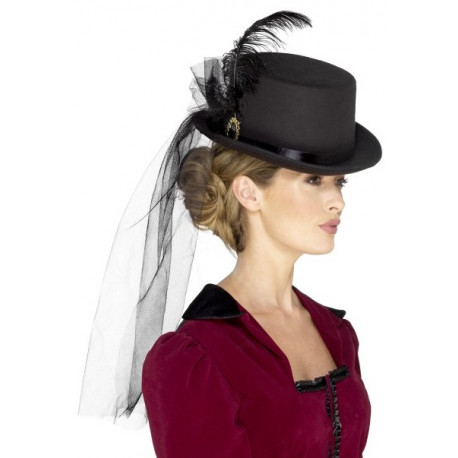 Sombrero Victoriano de Copa