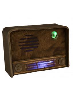 Radio Terrorífica con Luz y Sonido