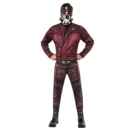 Disfraz de Star Lord Guardianes de Galaxia para Adulto