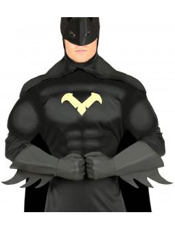 Guantes Negros de Batman
