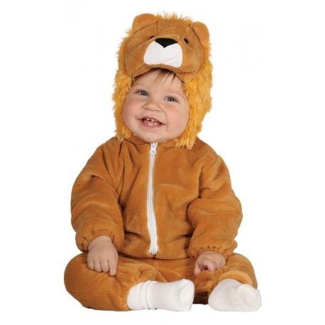 Disfraz de León Divertido para Bebé
