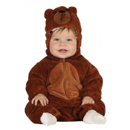 Disfraz de Osito de Peluche para Bebé