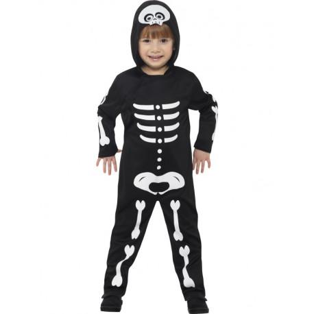 Disfraz de Esqueleto Divertido para Niño
