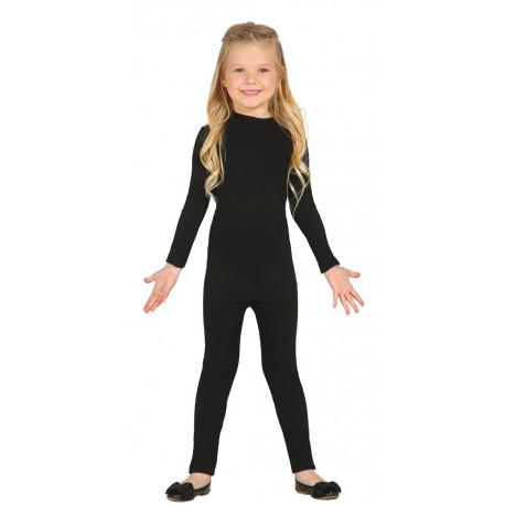 Malla Negra de Cuerpo Entero Infantil