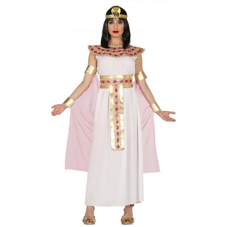 Disfraz de Faraona Cleopatra para Mujer