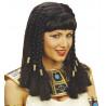 Peluca Egipcia con Trenzas