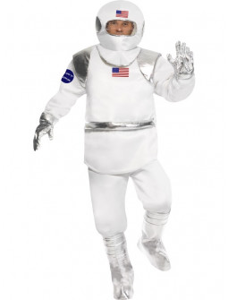 Disfraz de Astronauta Premium para Adulto