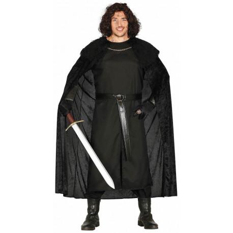 Disfraz de Jon Snow para Hombre