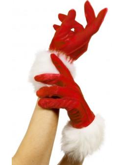 Guantes de Papá Noel