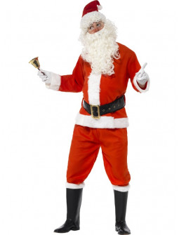 Disfraz de Papa Noel Premium