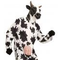 Máscara de Vaca de Látex