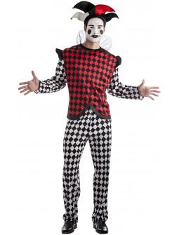 Disfraz de Arlequín Rombos para Hombre