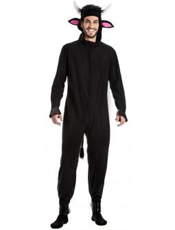 Disfraz de Toro con Sello Ganadería para Hombre