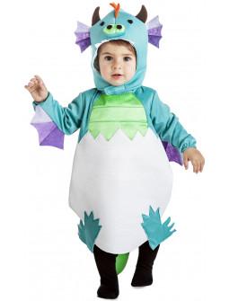 Disfraz de Dragón en Huevo para Bebé