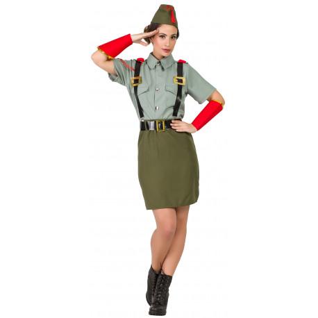 Disfraz de Legionaria para Mujer