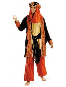 Disfraz de Súltan Árabe para Hombre