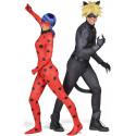 Disfraz de LadyBug para Adulto