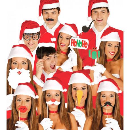 Set de Navidad para Photocall