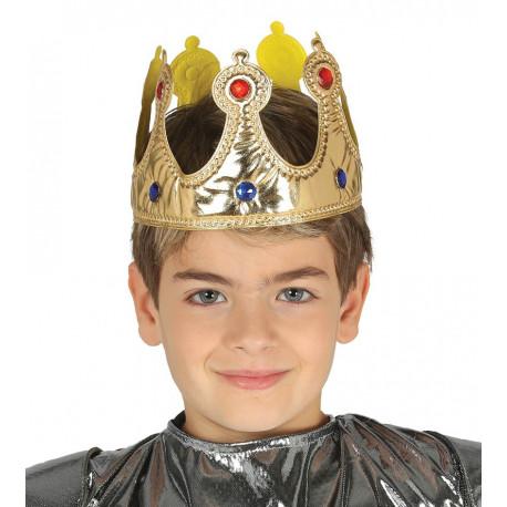 Corona de Rey Mago para Niño