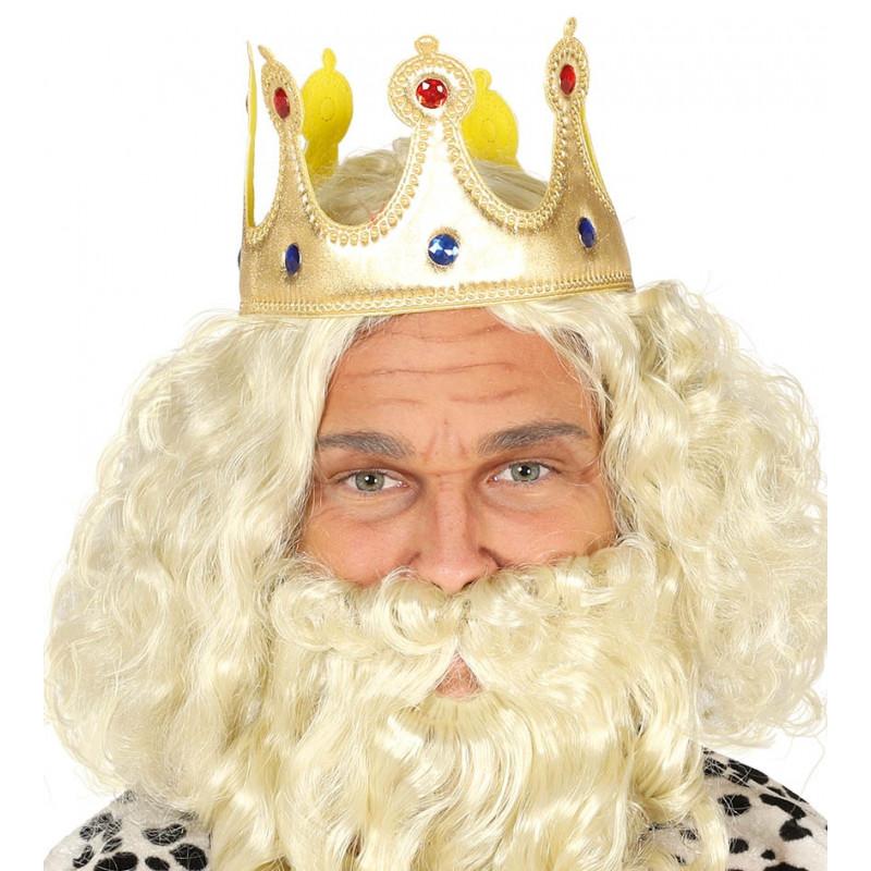 Corona De Rey Mago Para Adulto Comprar Online