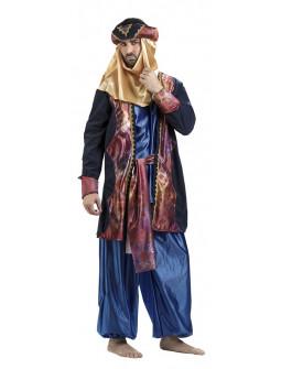 Disfraz de Príncipe Árabe Premium para Hombre