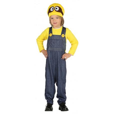 Disfraz de Minion para Bebé