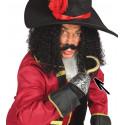 Garfio Pirata Decorado con Calaveras