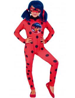 Disfraz de Ladybug con Dibujo para Niñas