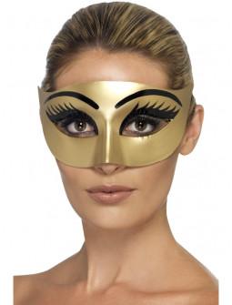 Antifaz de Cleopatra Dorado