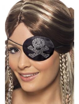 Parche Pirata con Brillos